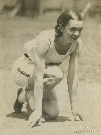 Aileen Meagher from Halifax, 1936 Olympian