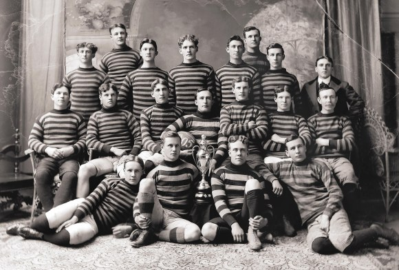New Glasgow Rugby Football League Champions, 1905