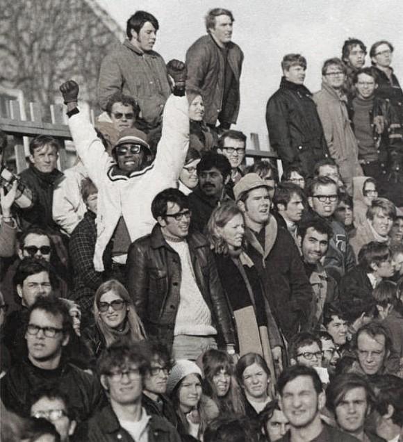 Dalhousie Sports Fans, 1971