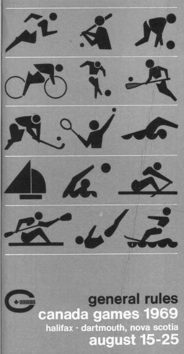 Halifax's Canada Games Rulebook, 1969