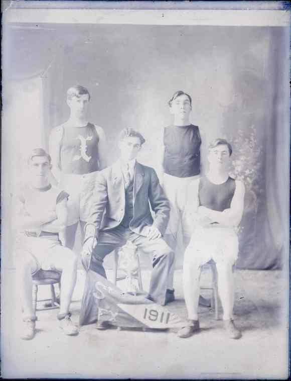 St. Francis Xavier's Track Team All Stars, 1911