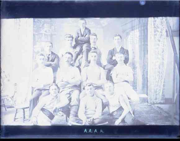 Antigonish Baseball Club circa 1880