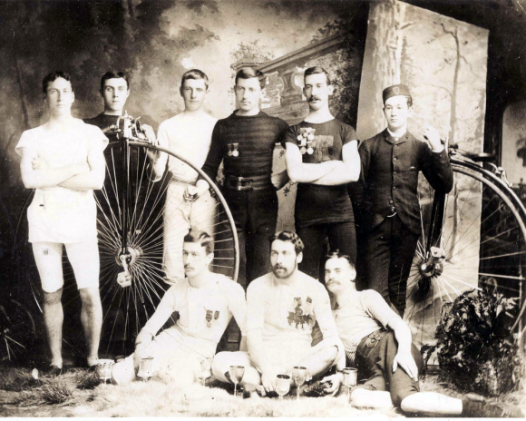Halifax Amateur Athletic Bicycle Club, 1887