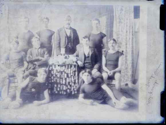 Antigonish Track Team, 1870